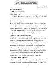 1 Billing Code 4410-09-P DEPARTMENT OF JUSTICE