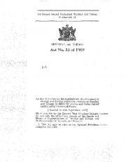 Act No. 33 of 1969