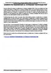 answer to modernism al intibahat mufeedah pdf - SLIDETRY.COM