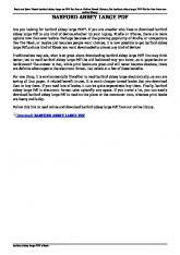 barford abbey large pdf