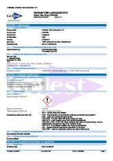 barium trifluoroacetate - Gelest