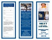 Camp Philosophy - Franklin Regional School District