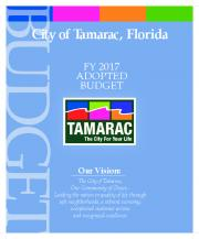 City of Tamarac, Florida
