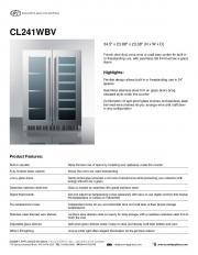 CL241WBV
