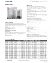 CONCEPT WallMount Enclosures - Hoffman