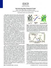 Deconstructing Green Fluorescent Protein - Stanford University