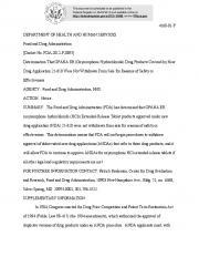 Docket No. FDA-2012-P-0895