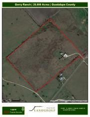 Gorry Ranch | 28.000 Acres | Guadalupe County