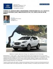 hyundai collaborates with congressional hydrogen and fuel cell