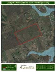 Landgrebe Ranch | 257.217 Acres | Guadalupe County