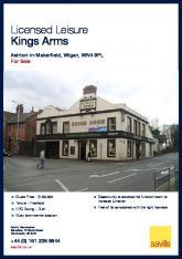 Licensed Leisure Kings Arms