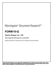Morningstar® Document Research