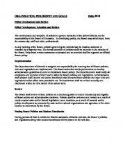 organization, philosophy and goals - Concordia R-2 School District
