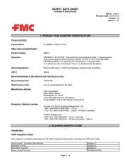 safety data sheet - Clark Pest Control