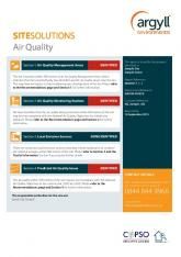 SITESOLUTIONS Air Quality - Geodesys