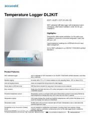 Temperature Logger DL2KIT