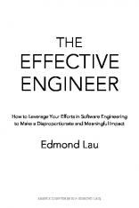 The Effective Engineer