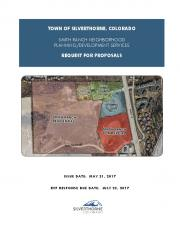 TOWN OF SILVERTHORNE, COLORADO REQUEST FOR PROPOSALS