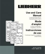 Use and Care Manual Mode d'emploi Instrucciones de uso