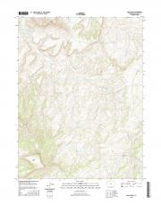 USGS 7.5-minute image map for Banta Ridge ... - The National Map