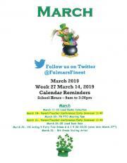 Week 27 March 14