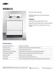 WEM210 - Datatail
