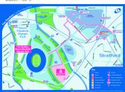 y ord or Stratfor tford Queen Elizabeth Olympic Park The Stadium ...